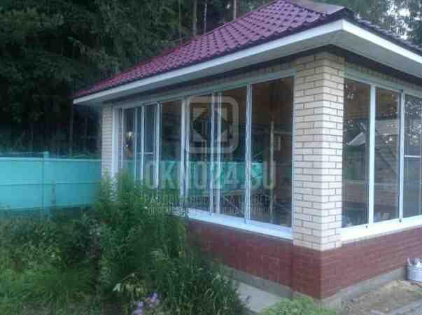 Алюминиевые раздвижные окна цена в москве - окна для балконо.